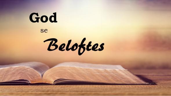 God se Beloftes   NG Nelspruit Suid